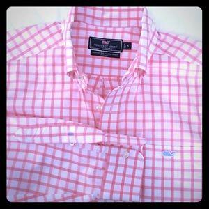 Vineyard Vines Classic Tucker Shirt (S)